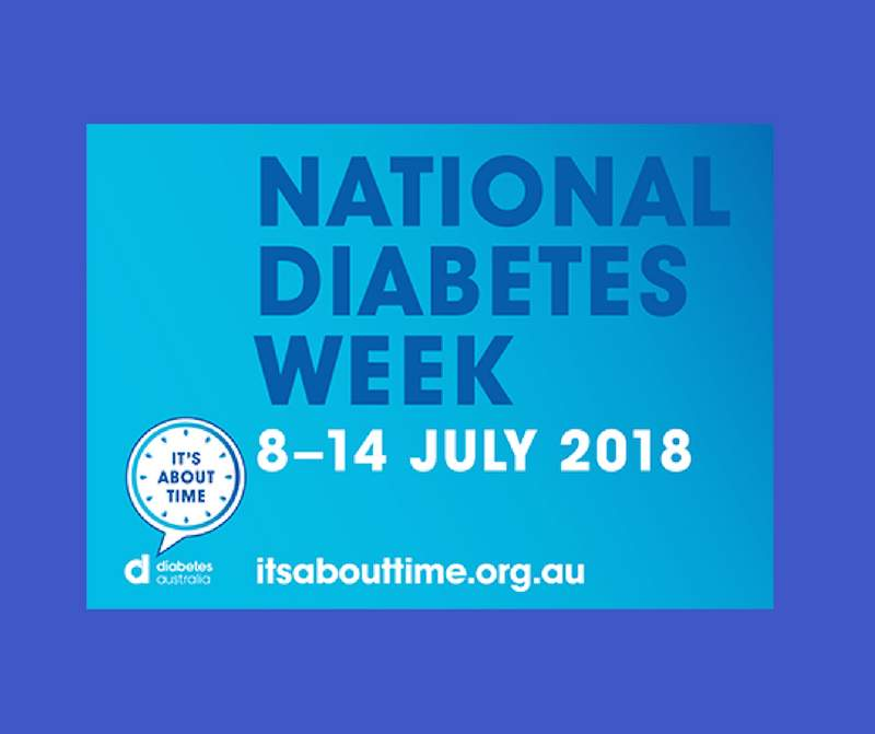 It's National Diabetes Week